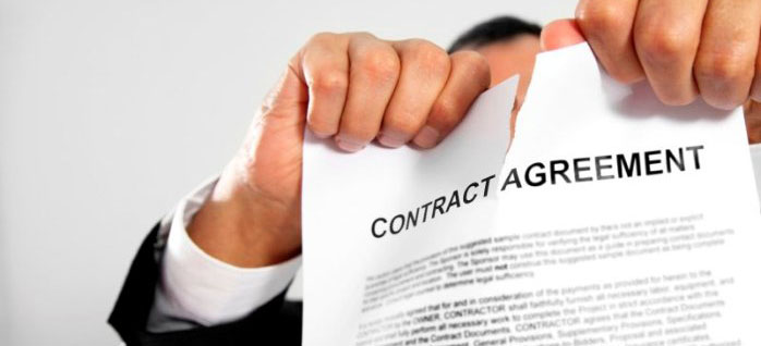 Breach Of Employment Contract  Wrongful Termination Settlements
