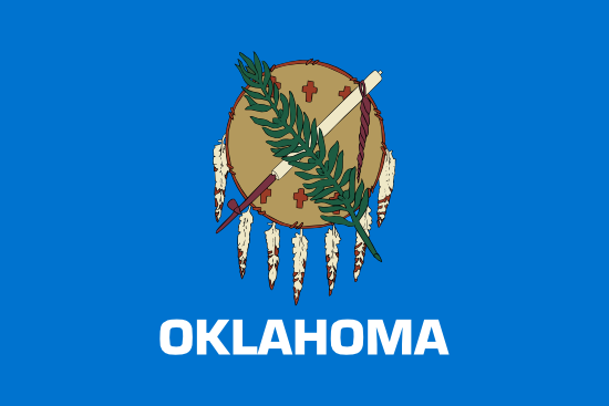 Oklahomaflag
